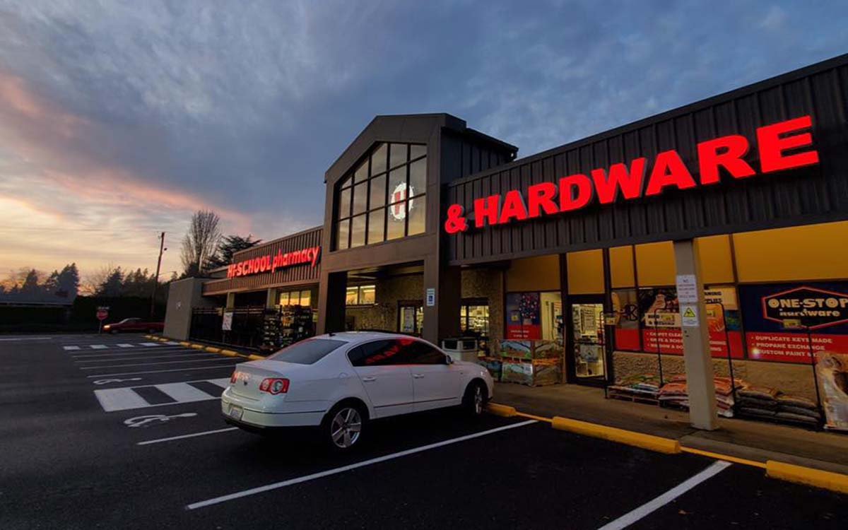 A Message From One Stop Hardware